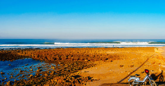 Truck Surf Hotel Surf Guiding Marocco
